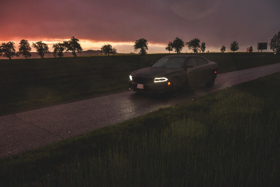 Dodge Charger Police Pursuit 2017